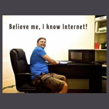 I know Internet