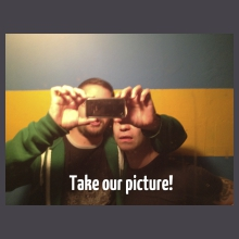 Take our Picture